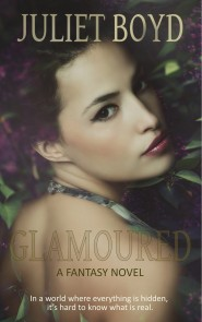 Glamoured eBook Cover 3