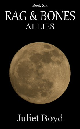 Rag & Bones Allies eBook Cover Revamped