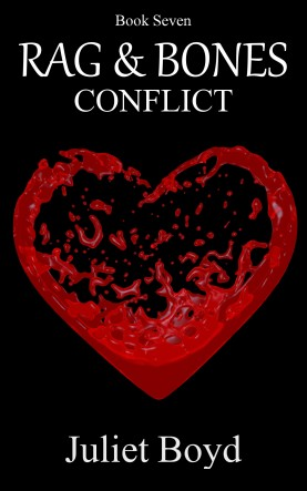 Rag & Bones Conflict eBook Cover Revamped