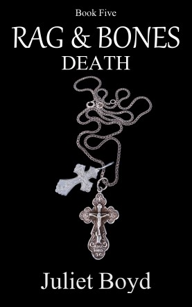 Rag & Bones Death eBook Cover Revamped