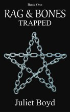 Rag & Bones Trapped eBook Cover Revamped
